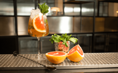 The summer cocktail of your dreams, introducing the Grapefruit Spritz (RECIPE)