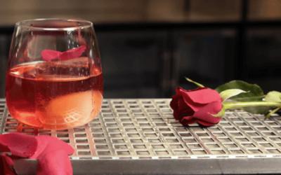 Strawberry and Rose Negroni (RECIPE)